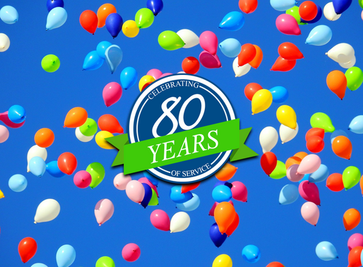 80 Years of Serving the Community