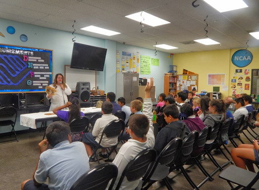 BODIES…The Exhibition Comes to the San Pedro Boys & Girls Club
