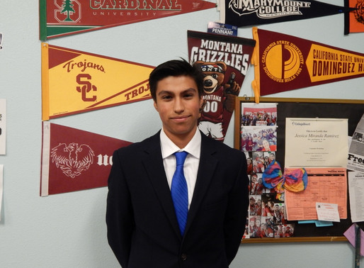 Meet Our Youth of the Year 2017 Candidates – Leonardo Soto of our Port of LA Club