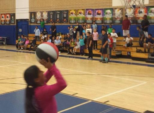 F.O.C.U.S. Basketball Clinic