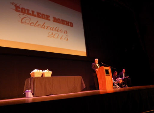 College Bound's Largest Graduating Class Ever!