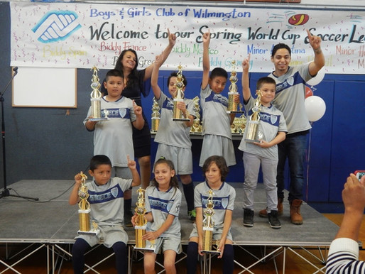 World Cup Championships at the Boys & Girls Club