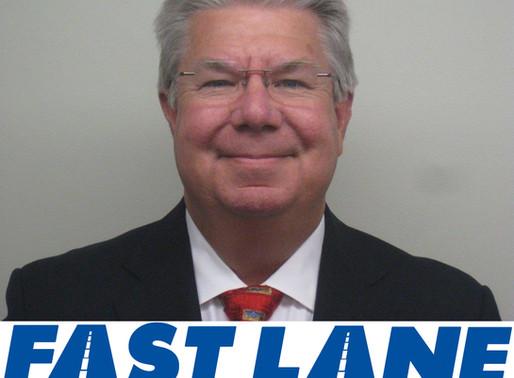 Congratulations Patrick Wilson and Fast Lane Transportation