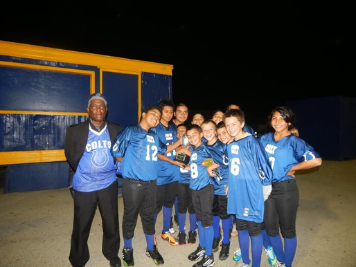 First Season of Flag Football Ends with Championships