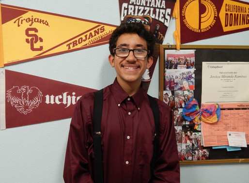 Meet Our Youth of the Year 2017 Candidates – Jarmiah Gerges of our San Pedro Club