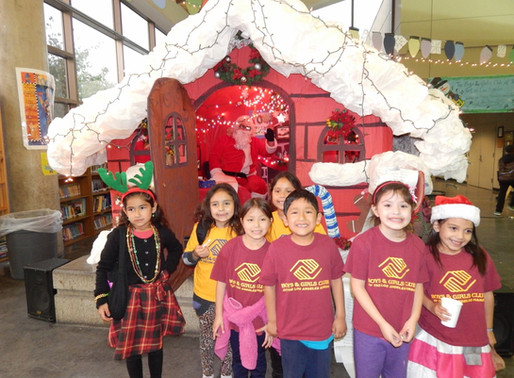 Santa Brought 2,250 Donated Gifts