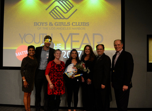 Announcing our 2017 Youth of the Year, Melanie Fontelera