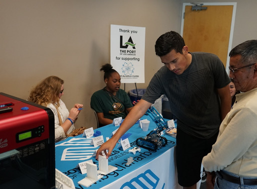 Port of LA Provides Learning Opportunities for Youth