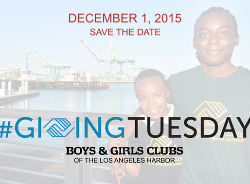 Giving Tuesday – Happy 2nd Tuesday of the Holiday Season!