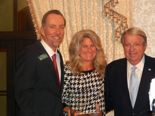 Board Member Suzy Zimmerman Honored by Palos Verdes Chamber