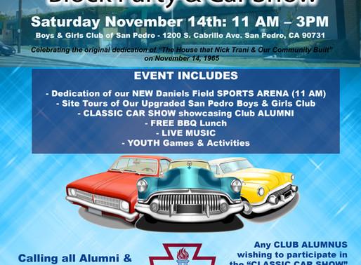 San Pedro Club 50th Anniversary