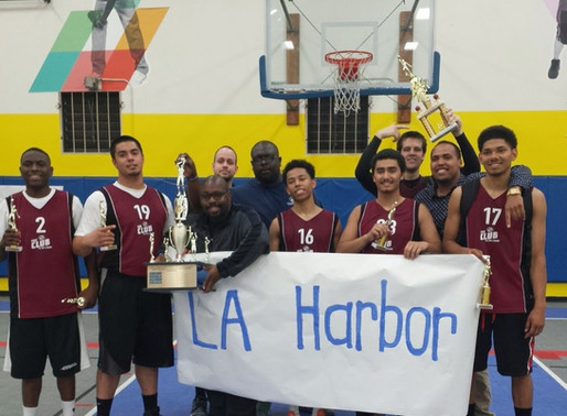 Championship Win at March Madness Tournament