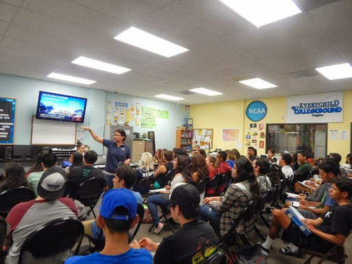 College Bound Evaluated by UCLA Independent Study