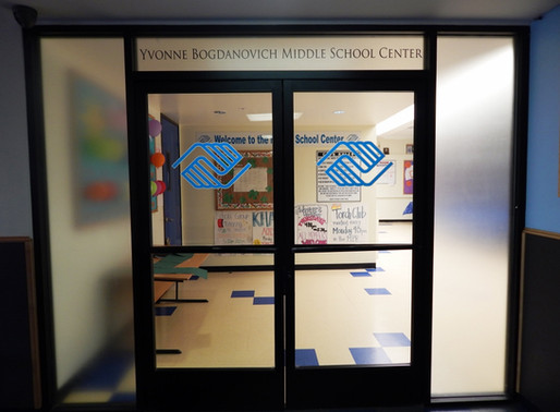 Introducing the Yvonne Bogdanovich Middle School Center