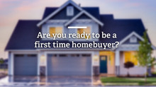 Must-Do's For A First Time Home Buyer