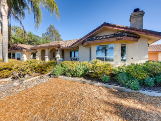 $990,000 3484 Blessed Mother Drive Fallbrook, CA 92028