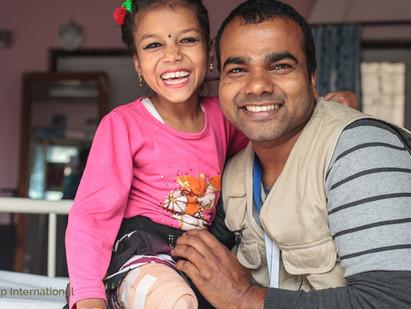 Let´s help in Nepal