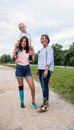 Mecuris Prothesenfüße - für Erwachsene u