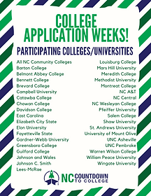 College Application Week (CAW) Participa