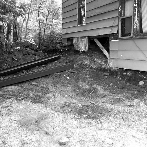 Cottage Foundation Levelling