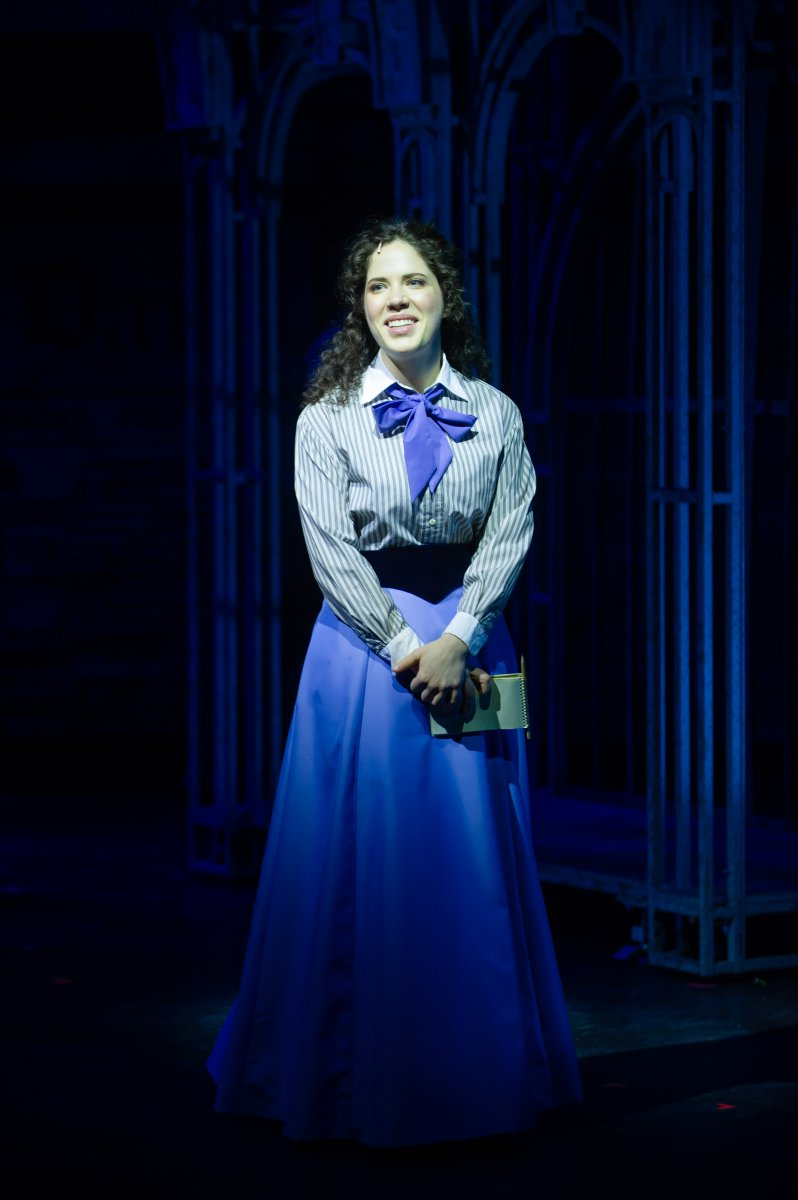 Katherine Plumber - Disney's Newsies
