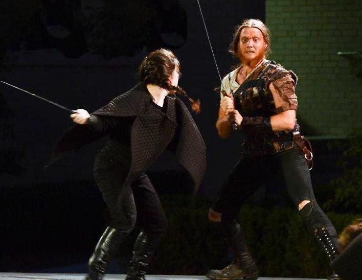Murderer in Macbeth
