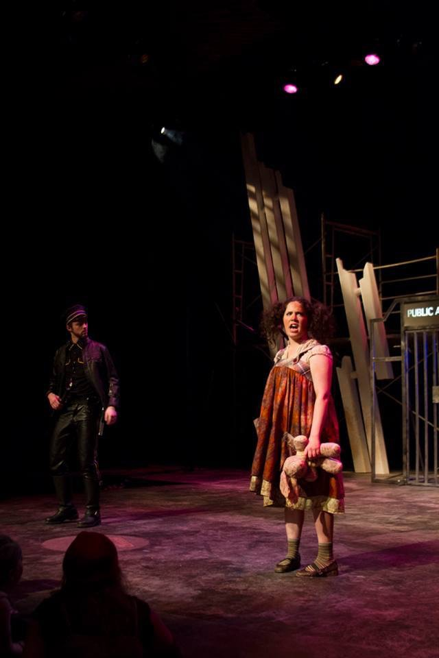 Little Sally-Urinetown, the Musical