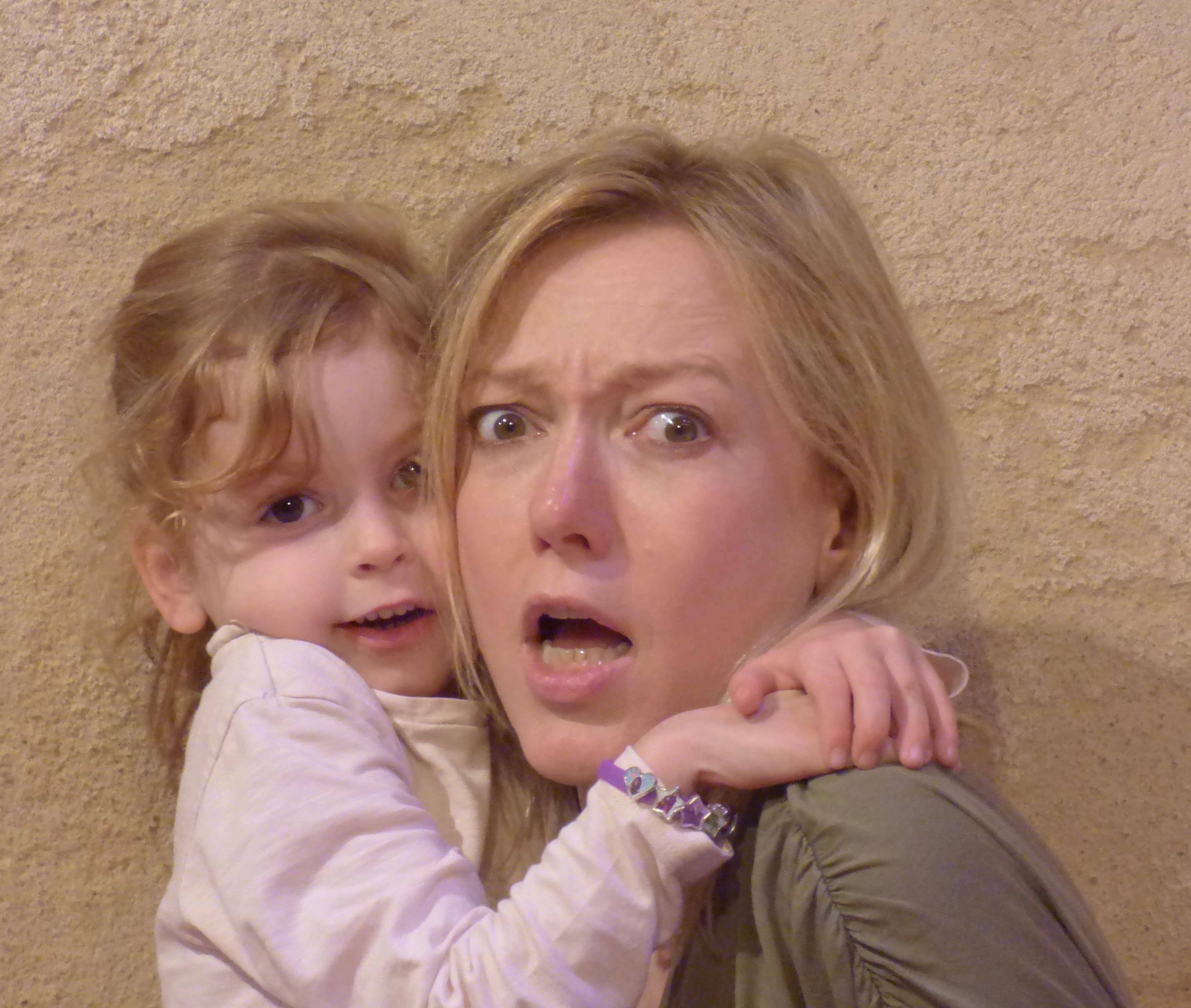 Cécile et Salomé