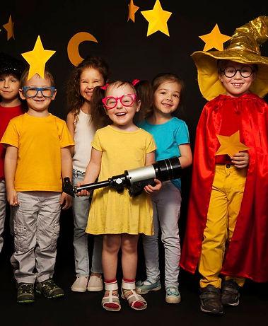 Miroir et Compagnie: cours de théâtre pour enfants