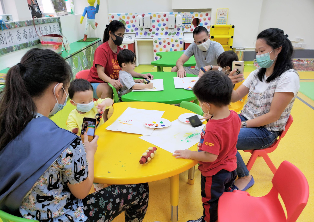 Playgroup Class_Arts & Crafts