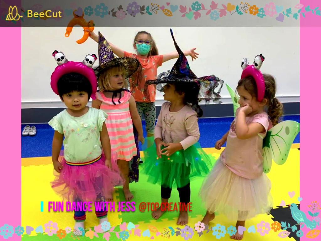 Fun Dance Class Highlights