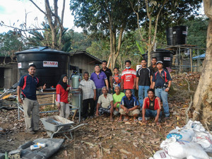 D006 - Development of Emergency Water Supply System at Kuala Krai, Kelantan