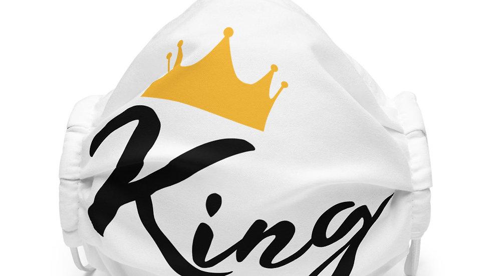 King - Premium face mask