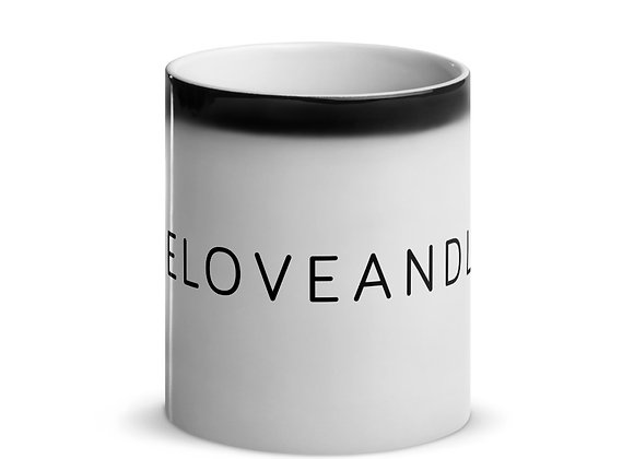 SHARELOVEANDLIGHT Glossy Magic Mug
