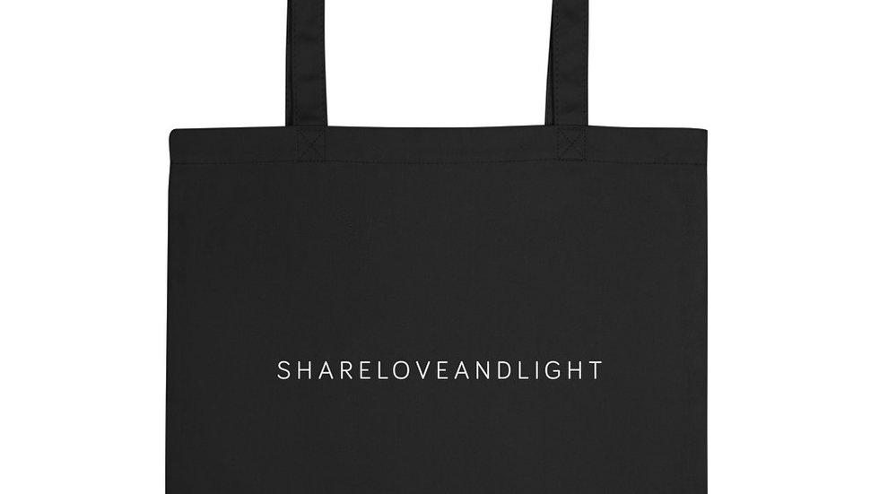 SHARELOVEANDLIGHT Eco Tote Bag