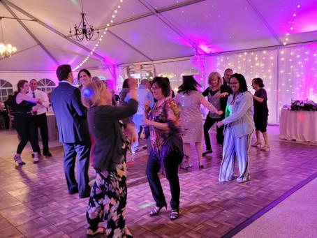 Unique non-line dances for your Wedding