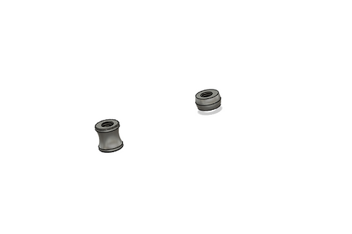 titanium M5 bosses