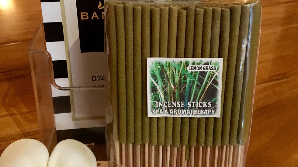Incense Sticks ( Lemongrass)
