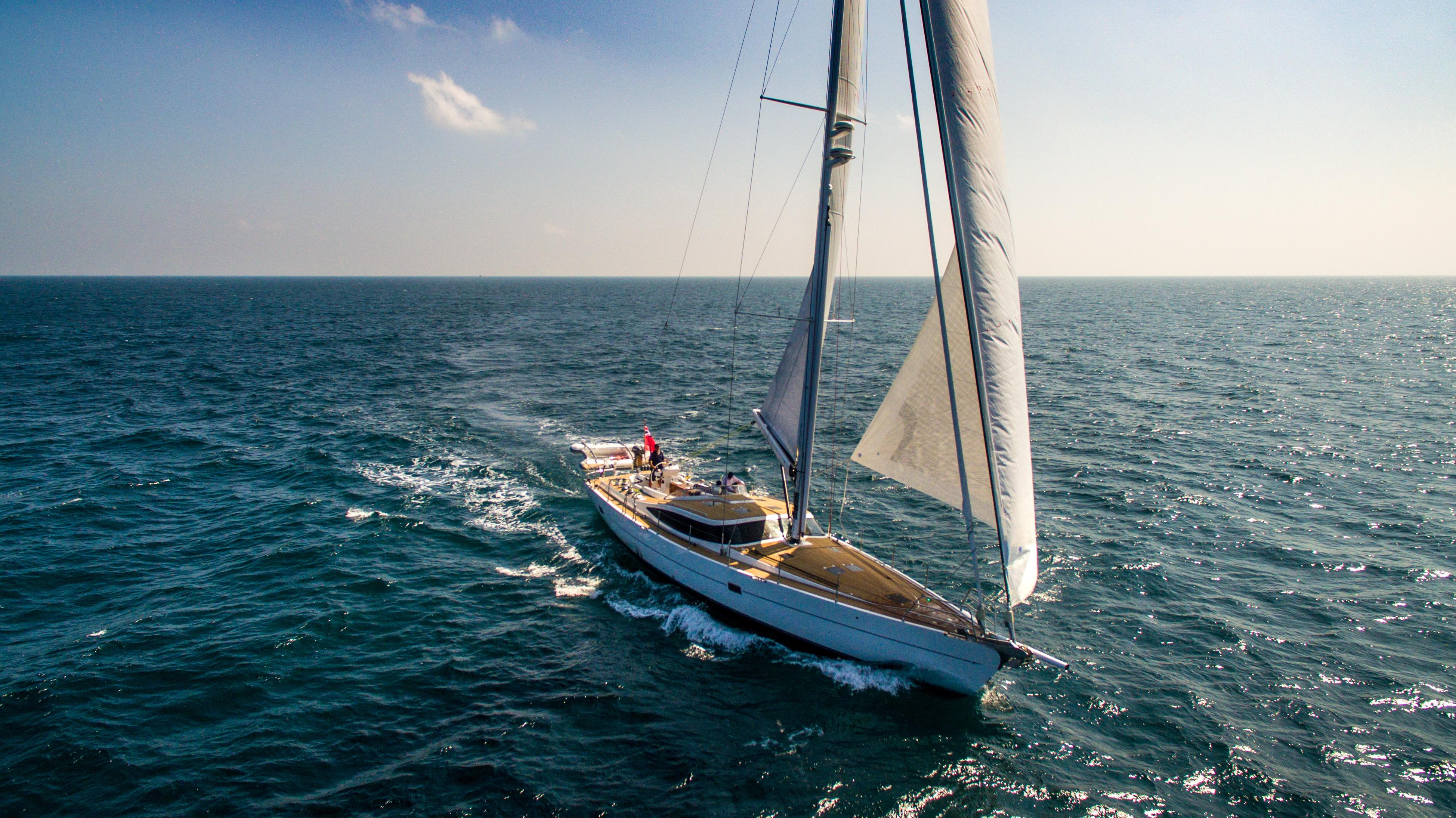 Kraken Yachts | 66 ft Sailing Yacht | K66 Yacht