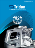 Tridan brochure front cover