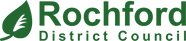 Rochford District Council logo