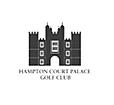 Nuffield Health Logo and Hampton Court Palace Golf Club Logos