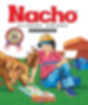 Spanish books for kids, Nacho Books Susaeta