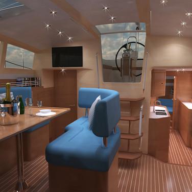 k58 master interior mk_saloon and cabin_