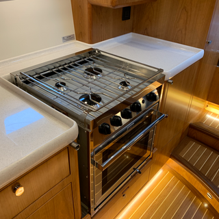 Kraken 50 Galley Cooker
