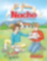 Spanish Language learning Books, Nacho books