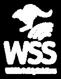 Wildlife Safety Solutions Logo in white