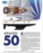 Kraken 66 - Sail Magazine June 2018 Review