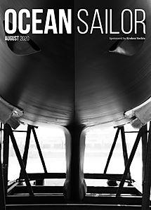 Ocean Sailor - August 2020 Front Cover.j