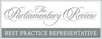 The Parlimentary Review Logo